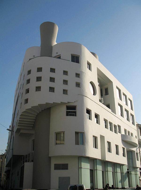Casablanca deco bldg - Blog deco ...