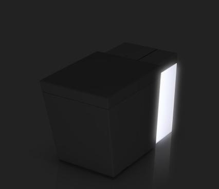 Night light feature of the Numi.