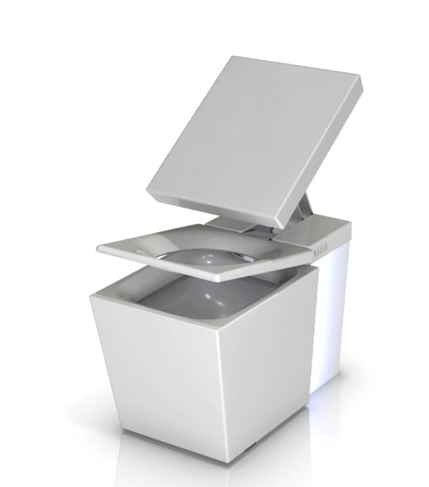 Numi, the combination toilet and bidet from Kohler.