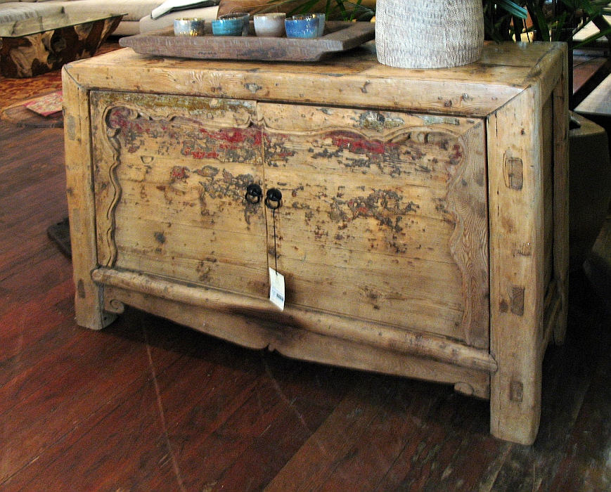 Restored Antique Chinese Sideboard