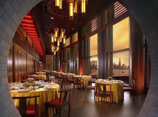Kwan Cheuk Heen dim sum restaurant