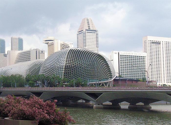Singapore Durian Convention Center