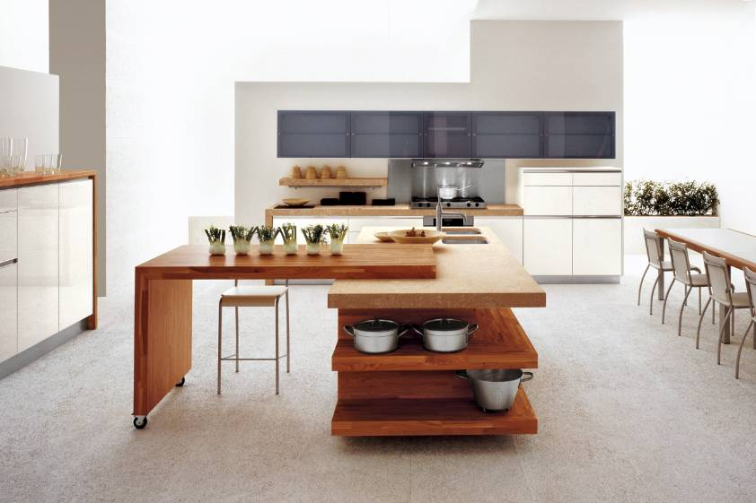 Back To: Movable Kitchen Islands With Breakfast Bar photo - 3