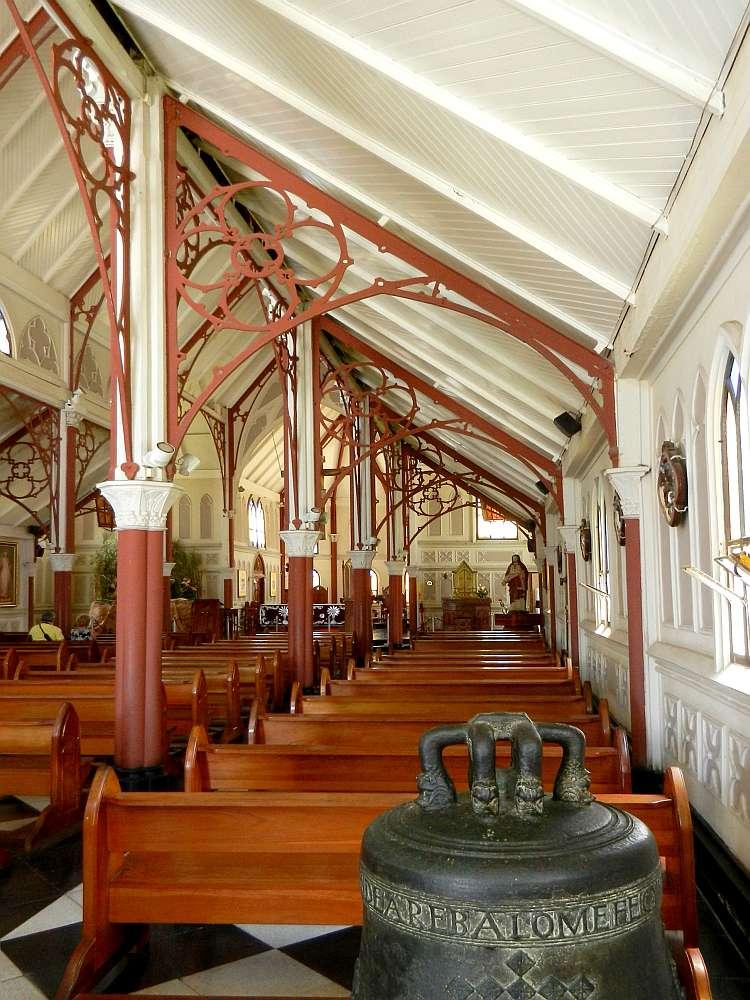 Catedral de San Marcos in Arica