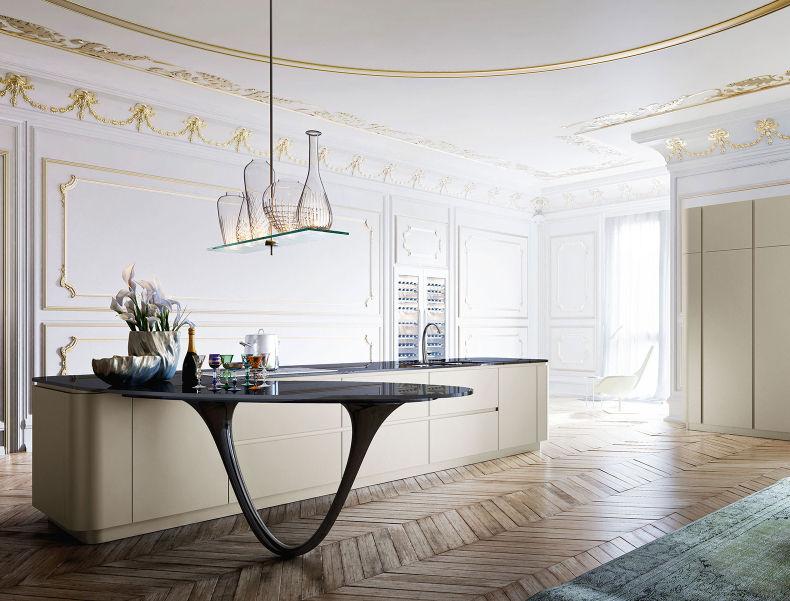 Kitchen furniture by Snaidero