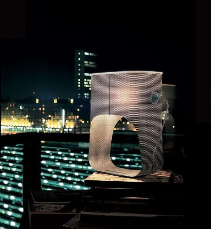 A table lamp that's worthy of MOMA.