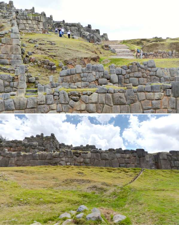 Incan fort of Sacsayhuaman