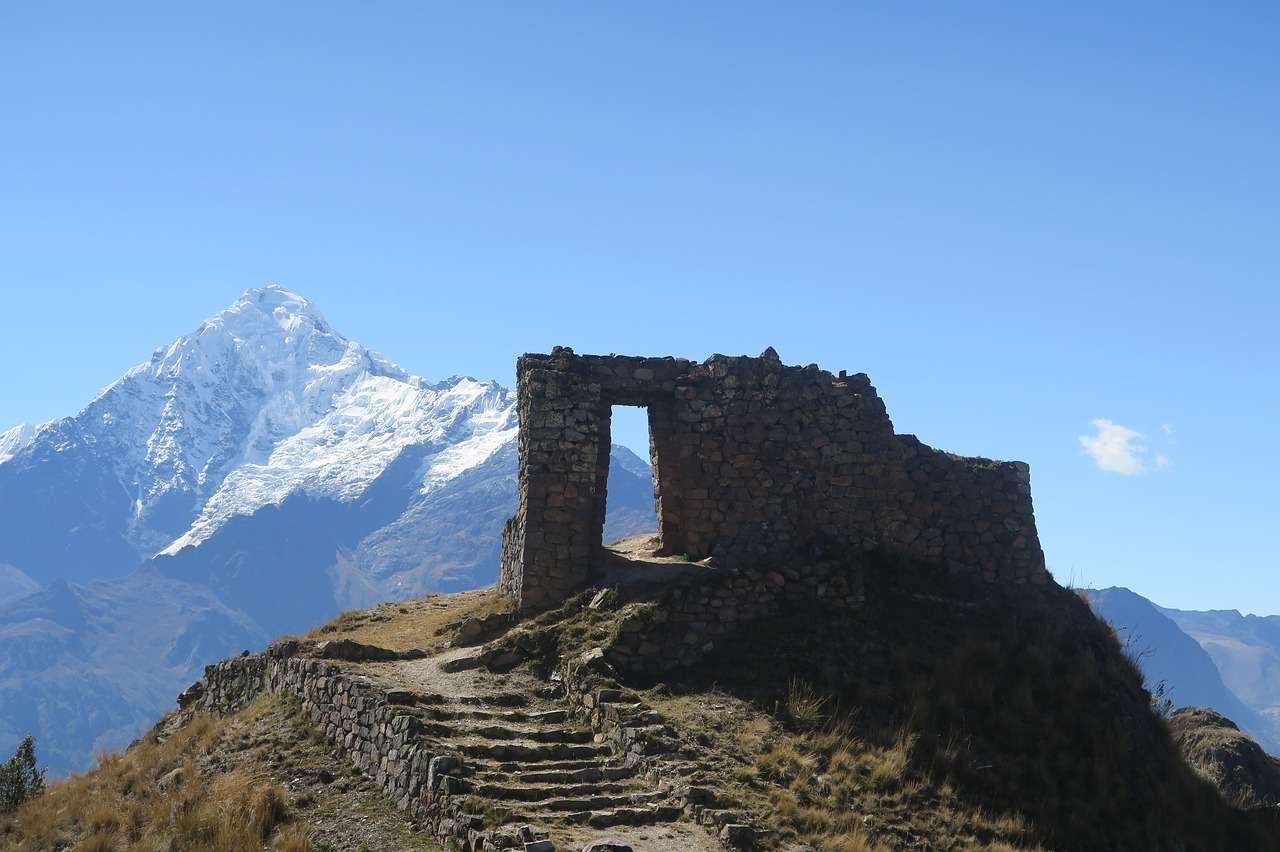 Inti Punku (Sun Gate), gateway to Machu Picchu