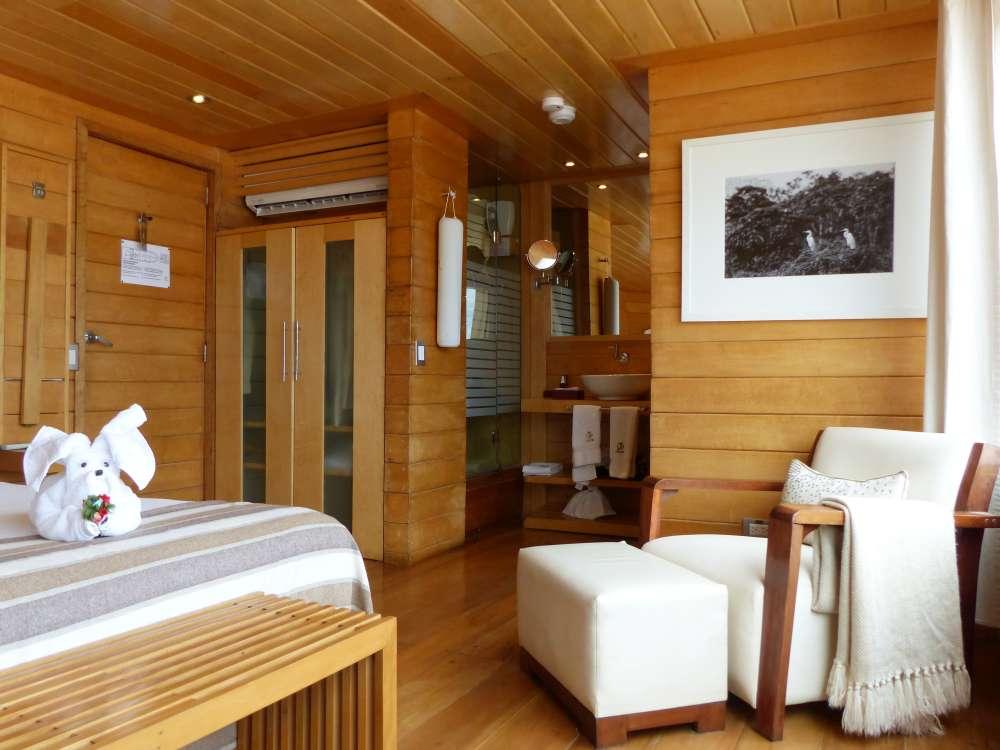 Cabin in Delphin II
