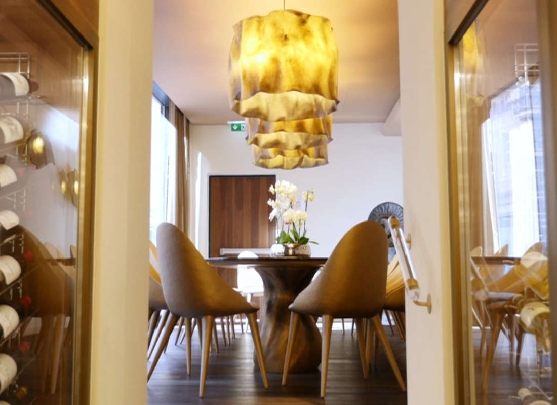 Large ceiling light fixtures of fiberglass reinforced resin