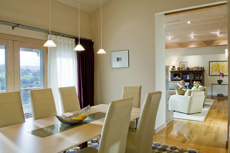 Superbe ... Los Altos Hills Dining Room Repurposed Furniture Design ...