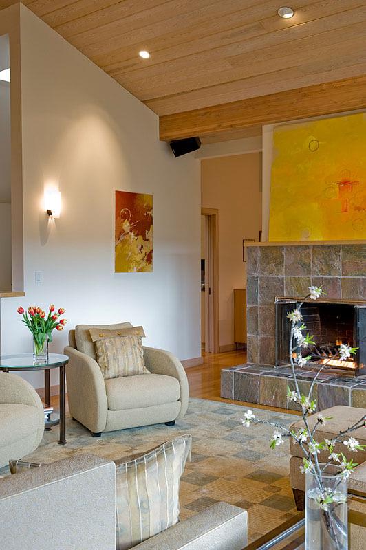 Delicieux ... Los Altos Hills Living Room Custom Furniture Design 2 ...